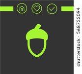 acorn   Shutterstock .eps vector #568722094