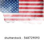 flag of usa | Shutterstock . vector #568729093