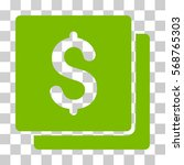 finances icon. vector... | Shutterstock .eps vector #568765303