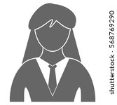 vector illustration of gray... | Shutterstock .eps vector #568769290
