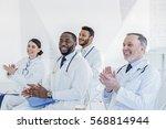general practitioners... | Shutterstock . vector #568814944