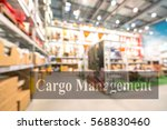 warehouse or storehouse with... | Shutterstock . vector #568830460