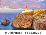 Lighthouse At Cabo De Sao...