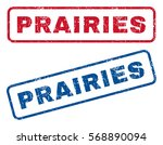 prairies text rubber seal stamp ... | Shutterstock .eps vector #568890094