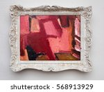 abstract art expressionism... | Shutterstock . vector #568913929