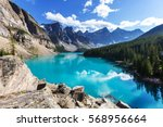 Beautiful Turquoise Waters Of...