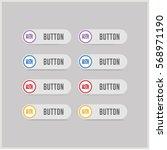 photo camera icon  | Shutterstock .eps vector #568971190