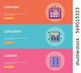 business conceptual design | Shutterstock .eps vector #569015323