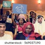 association alliance meeting... | Shutterstock . vector #569037190