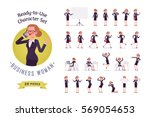 ready to use character set.... | Shutterstock .eps vector #569054653
