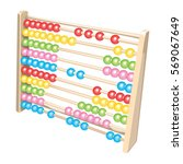 Colorful Abacus Wooden Toy