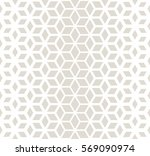 abstract sacred geometry gray...   Shutterstock .eps vector #569090974