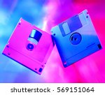Nineties Diskettes Under...