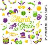 illustration celebration... | Shutterstock .eps vector #569173048