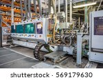 equipment in the manufacture of ... | Shutterstock . vector #569179630