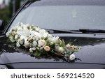 Flower Decoration On Wedding...