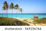 Cuba   Caribbean Beach Playa...