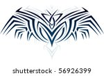 abstract ornament in the form... | Shutterstock .eps vector #56926399