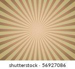 vintage rays background.