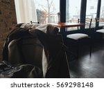 modern restaurant   Shutterstock . vector #569298148