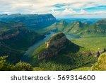 blyde river canyon 3   Shutterstock . vector #569314600