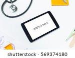 close up photo of doctors... | Shutterstock . vector #569374180