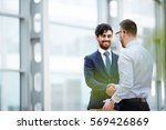 nice to meet you | Shutterstock . vector #569426869
