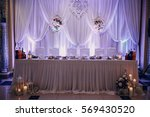 table brides | Shutterstock . vector #569430520