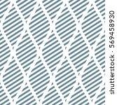 seamless vector abstract... | Shutterstock .eps vector #569458930