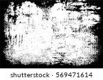 grunge black and white urban... | Shutterstock .eps vector #569471614