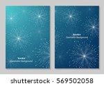 modern vector templates for... | Shutterstock .eps vector #569502058
