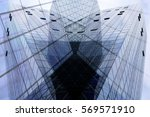 multistory office buildings  ... | Shutterstock . vector #569571910