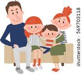 family | Shutterstock .eps vector #569703118