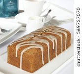 Small photo of Earl Grey Loaf Cake