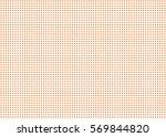 polka dot pattern. vector... | Shutterstock .eps vector #569844820