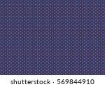 dot pattern. modern creative... | Shutterstock .eps vector #569844910
