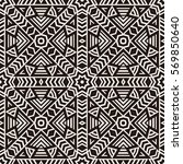 abstract seamless repeat pattern   Shutterstock .eps vector #569850640