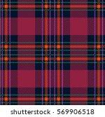 traditional tartan. seamless...   Shutterstock .eps vector #569906518