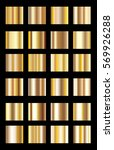 vector collection of metal... | Shutterstock .eps vector #569926288