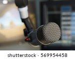 microphone | Shutterstock . vector #569954458
