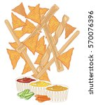 a vector illustration in eps 10 ... | Shutterstock .eps vector #570076396