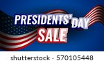 Presidents' Day Sale Banner...