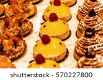 close up of tasty fine french... | Shutterstock . vector #570227800