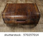 Old Travel Trunk Suitcases