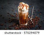 Cold Coffee Drink Frappe ...