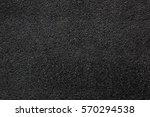 fresh  hot asphalt  and asphalt ... | Shutterstock . vector #570294538