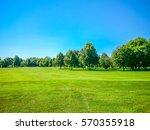 golf course  natural green... | Shutterstock . vector #570355918