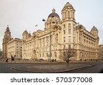 The Port Of Liverpool Building...