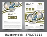 business brochure template.... | Shutterstock .eps vector #570378913