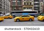 new york city  ny  26 jan 2017  ... | Shutterstock . vector #570432610